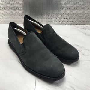 Cole haan lunargrand lunarlon Suede Slip on shoes